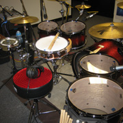 Post image for Jazz Drumming Video at Studio R