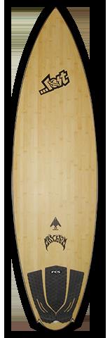 Firewire Lost Surfboard