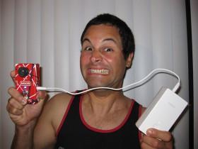 Sanyo Eneloop Pedal Juice Image