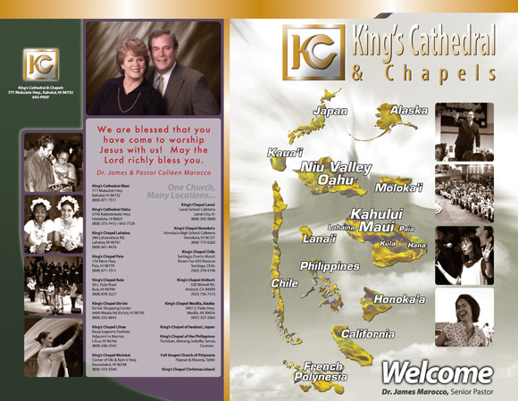 King's Cathedral & Chapels Bulletin