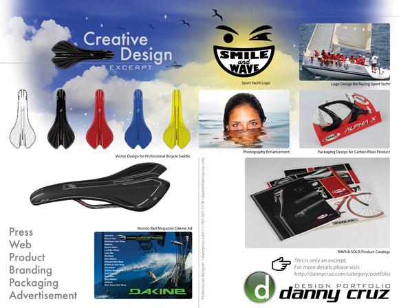 Graphic Design Portfolio Excerpt