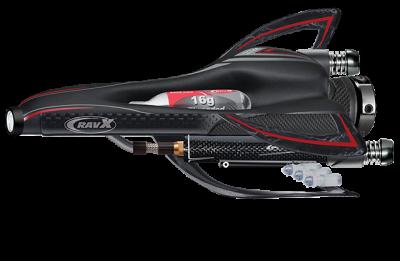 Danny Cruz Design RAVX Spaceship