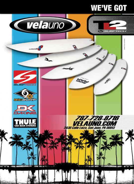Surf Full Page Ad