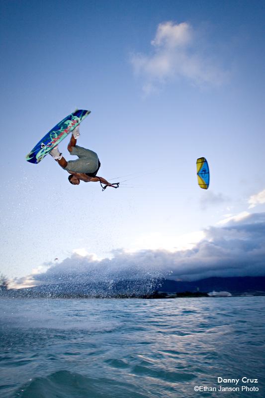 Danny Cruz Indy Glide Maui