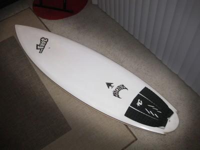 Lost Stealth Firewire Surfboard Deck