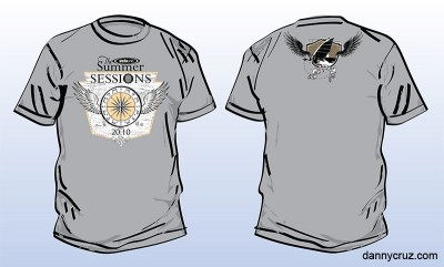Windsurfing Kids Summer Camp T-Shirt