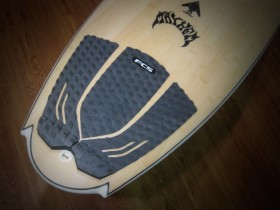 FCS surfboard traction pad