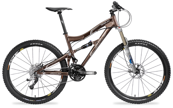 Mountain Bike Graphics Photo