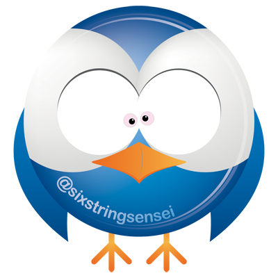 Silly Twitter Bird Custom Image